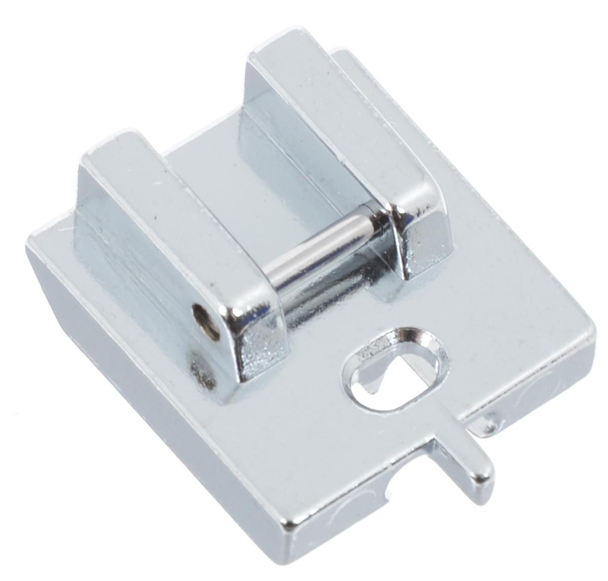 Лапка для швейной машины Aurora, для потайной молнии, с направляющей311813Лапка для швейной машины Aurora используется для вшивания потайной молнии. Направитель в передней части лапки помогает надежно зафиксировать молнию, предотвращает смещение зубцов в процессе пришивания застежки-молнии. Лапка подходит для большинства современных бытовых швейных машин. Инструкция по использованию прилагается.