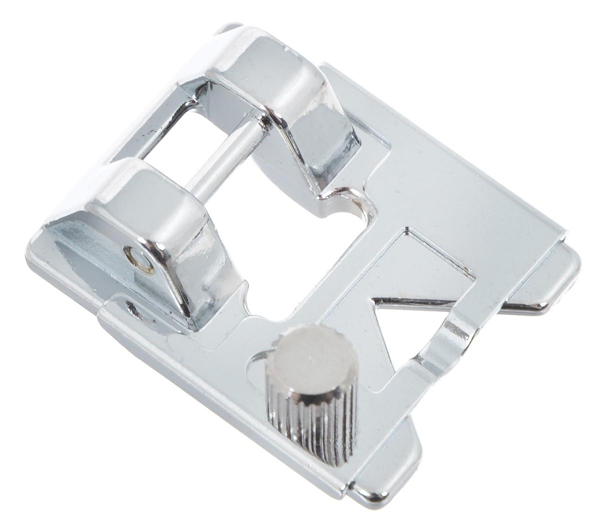 Лапка для швейной машины Aurora, для пришивания тесьмыAU-131Лапка для швейной машины Aurora используется для настрачивания тесьмы, лент, канта и прочих декоративных элементов шириной до 5 мм. Подходит для большинства современных бытовых швейных машин. Инструкция по использованию прилагается.