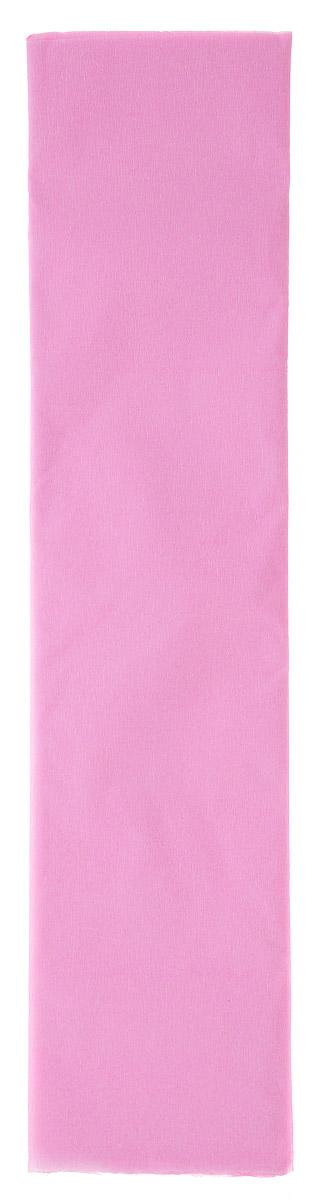 Hatber Бумага крепированная цвет розовый 50 х 250 смБк2_00018Бумага крепированная Hatber - очень гибкая и мягкая, отличный вариант для развития детского творчества. Из нее очень простыми способами можно создавать чудесные аппликации, игрушки, подарки и объемные поделки - это полезно для развития фантазии, цветового восприятия и мелкой моторики детей. Замечательно подходит для занятий на уроках труда. Размер: 50 см х 250 см.