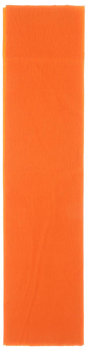 Hatber Бумага крепированная цвет оранжевый 50 х 250 см72523WDБумага крепированная Hatber - очень гибкая и мягкая, отличный вариант для развития детского творчества.Из нее очень простыми способами можно создавать чудесные аппликации, игрушки, подарки и объемные поделки - это полезно для развития фантазии, цветового восприятия и мелкой моторики детей. Замечательно подходит для занятий на уроках труда.Размер: 50 см х 250 см.