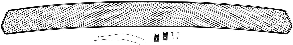 Сетка для защиты радиатора Novline-Autofamily, внешняя, для KIA Sorento (2015-)01-300615-151Сетка для защиты радиатора Novline-Autofamily изготовлена из антикоррозионного материала, что гарантирует отсутствие ржавчины в процессе эксплуатации. Изделие устанавливается на штатную решетку переднего бампера автомобиля, защищая таким образом радиатор от попадания камней, крупных насекомых, мелких птиц. Простая установка делает это изделие необыкновенно удобным. В отличие от универсальных сеток, для установки которых требуется снятие бампера, то есть наличие специализированных навыков и дополнительного оборудования (подъемник и так далее), для установки этой сетки понадобится 20 минут времени и отвертка. Данный продукт разработан индивидуально под каждый бампер автомобиля. Внешняя защитная сетка радиатора полностью повторяет геометрию решетки бампера и гармонично вписывается в общий стиль автомобиля.