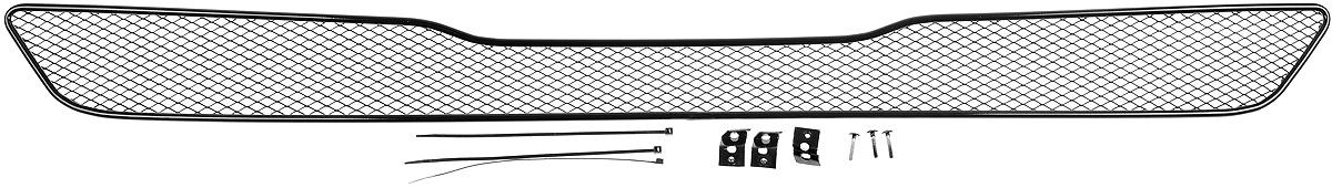 Сетка для защиты радиатора Novline-Autofamily, внешняя, для Infinity QX70 (2014-)2706 (ПО)Сетка для защиты радиатора Novline-Autofamily изготовлена из антикоррозионного материала, что гарантирует отсутствие ржавчины в процессе эксплуатации. Изделие устанавливается на штатную решетку переднего бампера автомобиля, защищая таким образом радиатор от попадания камней, крупных насекомых, мелких птиц. Простая установка делает это изделие необыкновенно удобным. В отличие от универсальных сеток, для установки которых требуется снятие бампера, то есть наличие специализированных навыков и дополнительного оборудования (подъемник и так далее), для установки этой сетки понадобится 20 минут времени и отвертка. Данный продукт разработан индивидуально под каждый бампер автомобиля. Внешняя защитная сетка радиатора полностью повторяет геометрию решетки бампера и гармонично вписывается в общий стиль автомобиля.