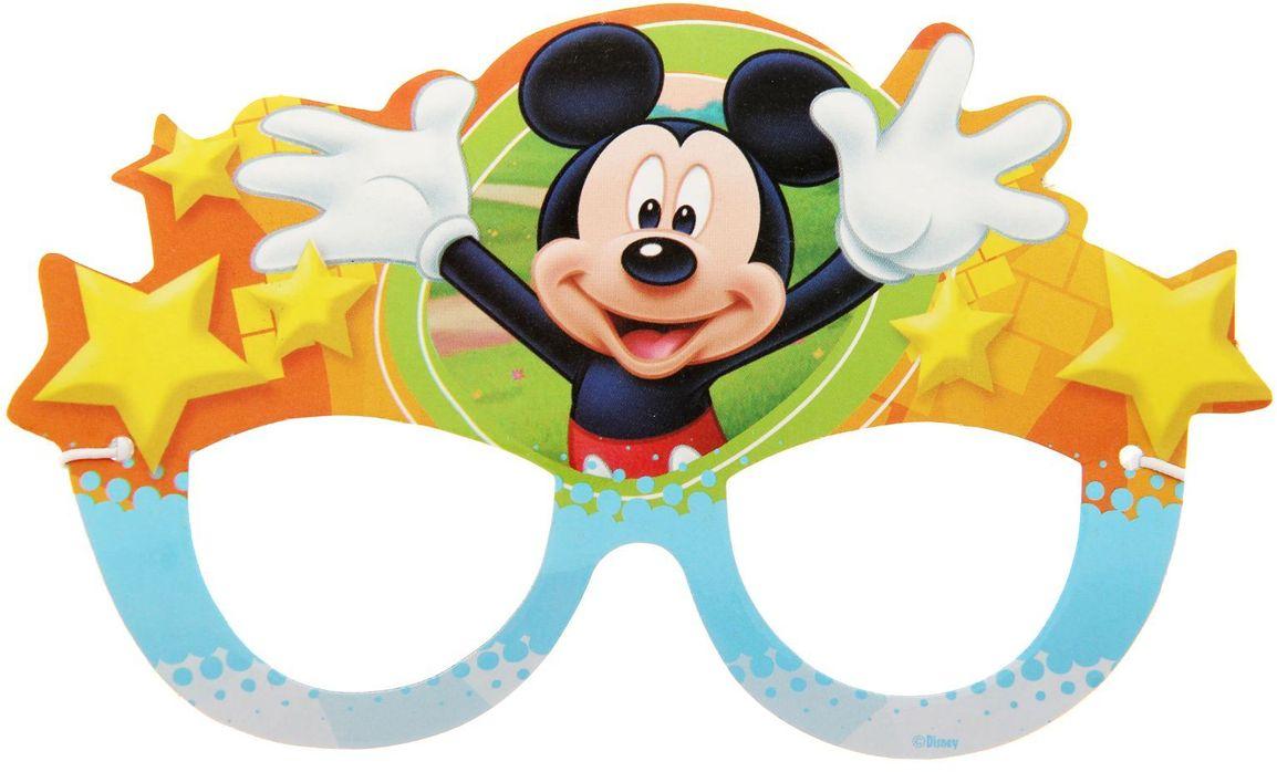 Disney Очки карнавальные детские Микки Маус