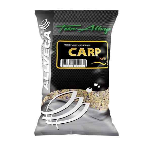 Прикормка Allvega Карп, 1 кг52610Светлая прикормка Allvega Карп крупного помола с высоким содержанием протеинов. Имеет высокую пищевую ценность и сложную комбинацию запахов. Состав сбалансирован таким образом, чтобы не привлекать мелкую рыбу в точку ловли. Подходит только для карпа. Товар сертифицирован.