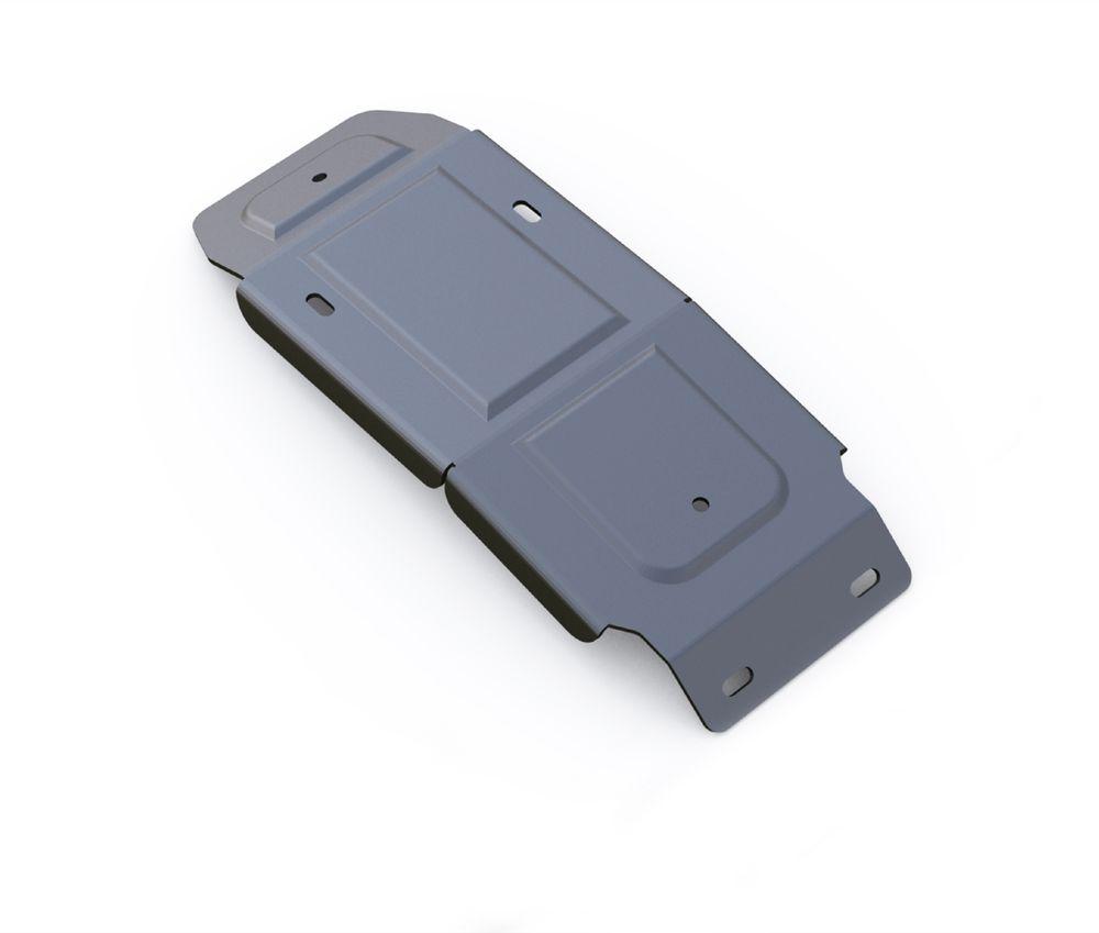 Защита редуктора Rival, для AUDI Q7. 333.0333.1333.0333.1Защита редуктора для Audi Q7, V - 3,0TFSI; 3,0TFSI S-Line; 3,0TDI 2015-, крепеж в комплекте, алюминий 4 мм, Rival. Надежно защищают днище вашего автомобиля от повреждений, например при наезде на бордюры, а также выполняют эстетическую функцию при установке на высокие автомобили. - Толщина алюминиевых защит в 2 раза толще стальных, а вес при этом меньше до 30%. - Отлично отводит тепло от двигателя своей поверхностью, что спасает двигатель от перегрева в летний период или при высоких нагрузках. - В отличие от стальных, алюминиевые защиты не поддаются коррозии, что гарантирует срок службы защит более 5 лет. - Покрываются порошковой краской, что надолго сохраняет первоначальный вид новой защиты и защищает от гальванической коррозии. - Глубокий штамп дополнительно усиливает конструкцию защиты. - Подштамповка в местах крепления защищает крепеж от срезания. - Технологические отверстия там, где они необходимы для смены...
