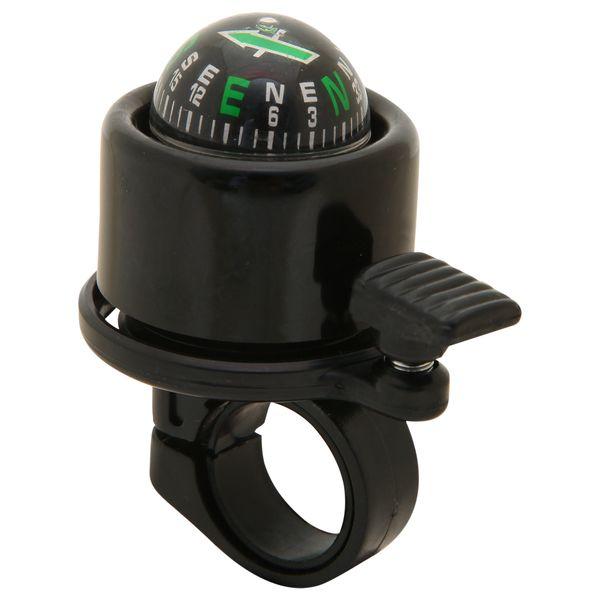 Звонок STG 14A-05 с компасом, цвет: черный. Х47242-5Х47242-5Звонок STG с компасом
