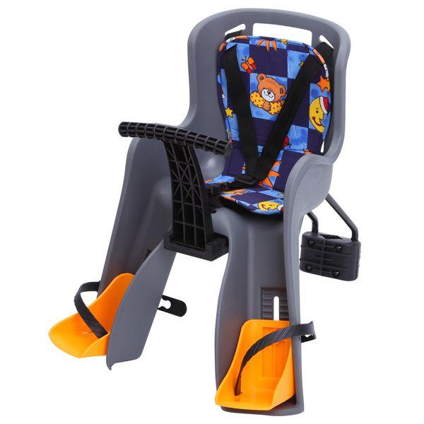 Кресло детское фронтальное Sunnywheel GH-908, цвет: серый. Х698136056Кресло детское фронтальное Sunnywheel модель GH-908