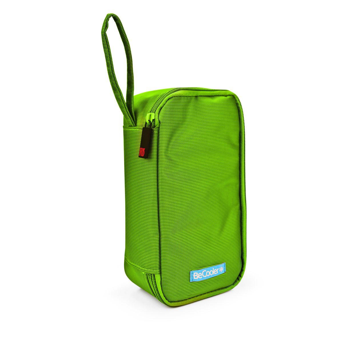 Термо ланч-бокс Iris NANO COOLER MyLunchbag, цвет: зеленыйVT-1520(SR)ТермоЛанчбокс NANO COOLER. Отлично сохраняет свежесть и вкус продукта на несколько часов. Пригодится везде: на прогулке, на работе, учебе и т.д. С ним легко справится даже ребенок! Рекомендуется регулярно стирать вручную в теплой воде с мылом.Сделан из полиэстера