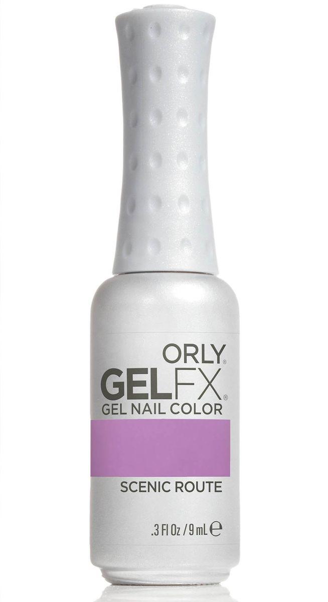 Orly Гель-лак для ногтей Gel FX Gel Nail Lacquer 875 Scenic Route .3oz/9мл1301210Профессиональная система гель-маникюра GELFX содержит витамины A, Е и В5, исключает возникновение проблем с ногтями, обладает свойством выравнивания ногтей, и главное, дарит невероятно стойкий маникюр на целых две недели. Палитра с рейтинговыми оттенками ORLY позволяет с легкостью подобрать нужный цвет к новому образу.