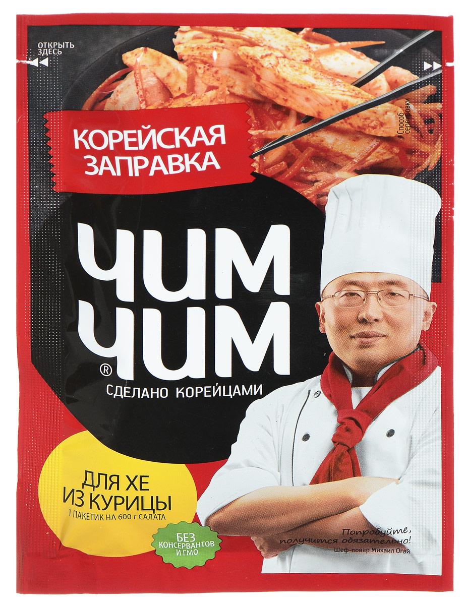 Чим-Чим корейская заправка для хе из курицы, 60 г 405