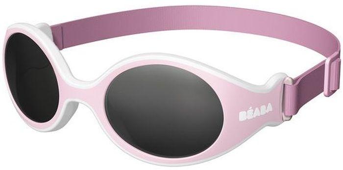 Beaba Солнцезащитные очки детские Clip Strap Sunglasses категория 4 цвет розовый 930255