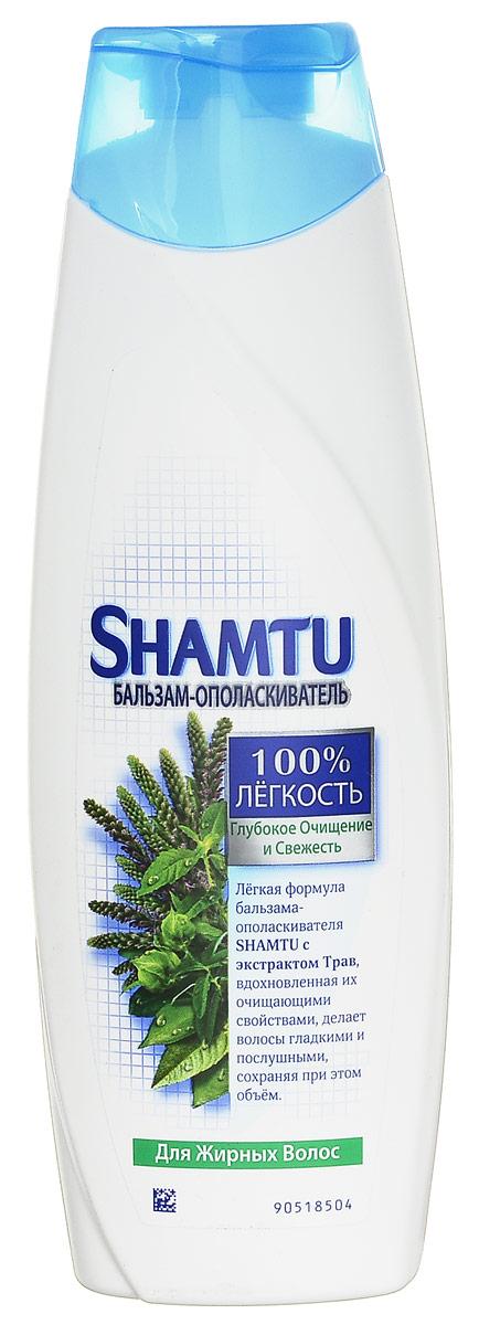 Shamtu Легкий бальзам-ополаскиватель, с экстрактом трав, 360 млSH-81552519