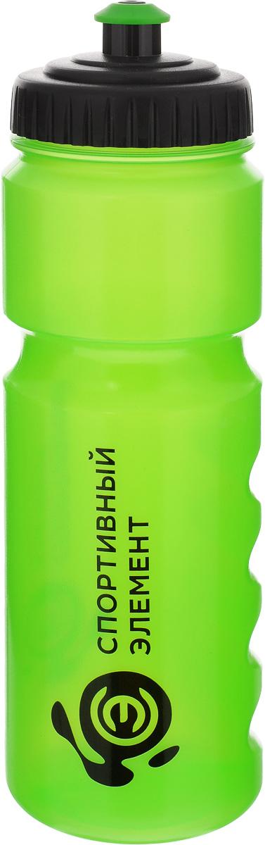 Бутылка для воды Спортивный элемент Оливин, 750 мл00023Стильная бутылка для воды Спортивный элемент Оливин, изготовленная из высококачественного материала, оснащена крышкой, которая плотно и герметично закрывается, сохраняя свежесть и изначальную температуру напитка. Мягкий силиконовый носик бутылки предотвращает проливание и безопасен для зубов и десен. Изделие прекрасно подойдет для использования в жаркую погоду: вода долго сохраняет первоначальные свойства и вкусовые качества. При необходимости в бутылку можно заливать витаминизированные напитки, соки или протеиновые коктейли. Такую бутылку можно без опаски положить в рюкзак, закрепить на поясе или велосипедной раме. Она пригодится как на тренировках, так и в походах или просто на прогулке. Диаметр горлышка бутылки: 5,5 см. Высота бутылки (без учета крышки): 22 см.