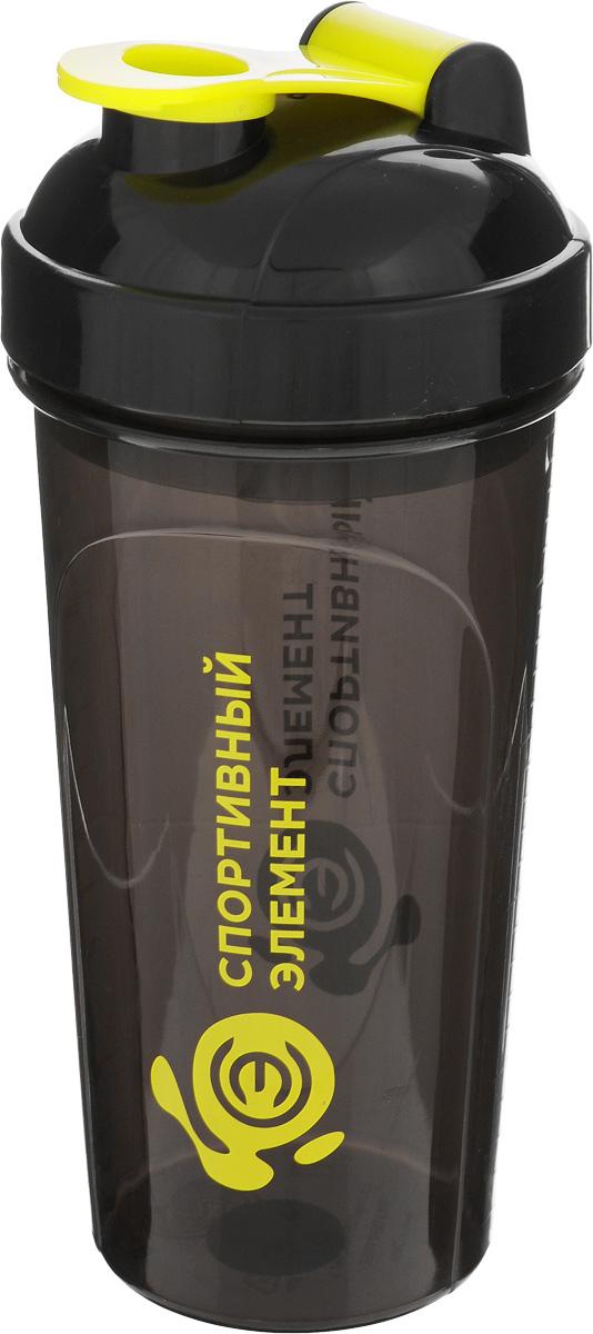 Шейкер Спортивный элемент Морион, 700 мл00007Шейкер Спортивный элемент Морион, изготовленный из высококачественного полипропилена (пластика), оснащен крышкой, которая плотно и герметично закрывается, сохраняя изначальную температуру напитка. Носик шейкера закрывается защелкой, благодаря чему содержимое не прольется и дольше останется свежим. Изделие прекрасно подойдет для использования в жаркую погоду: вода долго сохраняет первоначальные свойства и вкусовые качества. При необходимости в шейкер можно заливать витаминизированные напитки, соки, протеиновые или углеводные коктейли. Внутри шейкера находится пластиковая сетка, предназначенная для лучшего взбалтывания содержимого. На внешней стенке изделия нанесена мерная шкала. Такой шейкер можно без опаски положить в рюкзак, закрепить на поясе или велосипедной раме. Он пригодится как на тренировках, так и в походах или просто на прогулке. Диаметр шейкера (по верхнему краю): 9 см. Высота шейкера (без учета крышки): 18,7 см. ...