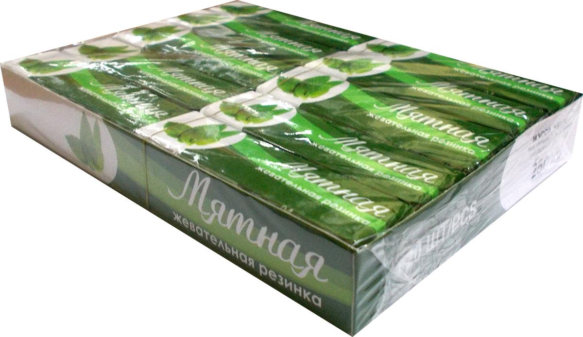Plastinki жевательная резинка Мятная, 20 пачек по 5 шт0120710Десертные жевательные пластинки Plastinki в стиле легкого ретро с традиционными вкусами и натуральным сахаром.Блок содержит 20 упаковок с жевательной резинкой одного вкуса. В каждой упаковке 5 пластинок. Нежный мятный вкус освежает и дарит хорошее настроение!Уважаемые клиенты! Обращаем ваше внимание, что полный перечень состава продукта представлен на дополнительном изображении.