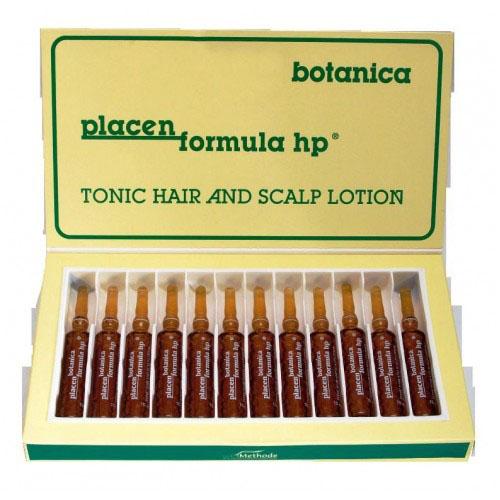 WT-Methode Плацен Формула Эйч Пи Ботаника для кожи головы Placen formula hp botanica 12х10 млFS-00103Этот препарат разработан для ухода за волосами и кожей головы. Эффективность данного средства обусловлена уникальной формулой и веществами, входящими в его состав: экстракт зелёных зёрен ржи, нуклеотиды, витаминный комплекс, энзимы, минеральные соли и ряд остаточных элементов. В результате – оптимальное сочетание ряда биостимуляторов позволяет воспроизводить биохимические свойства плаценты.
