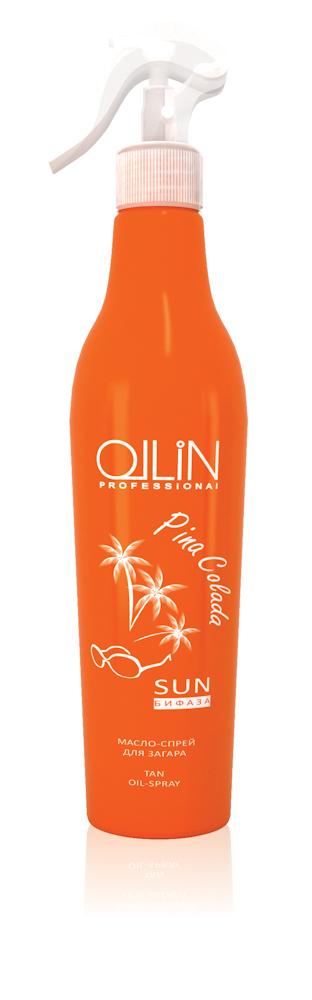 Ollin Professional Ollin Масло-спрей для загара Pina Colada Sun Tan Oil-Spray 250 мл 723863