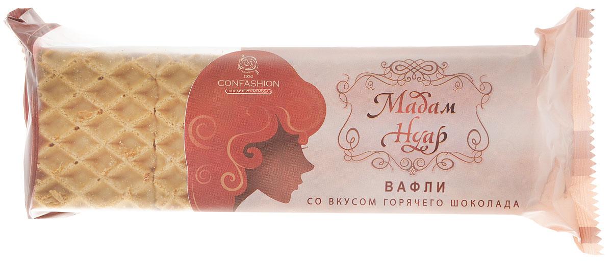Конфэшн Мадам Нуар вафли со вкусом горячего шоколада, 145 г 4601614014276