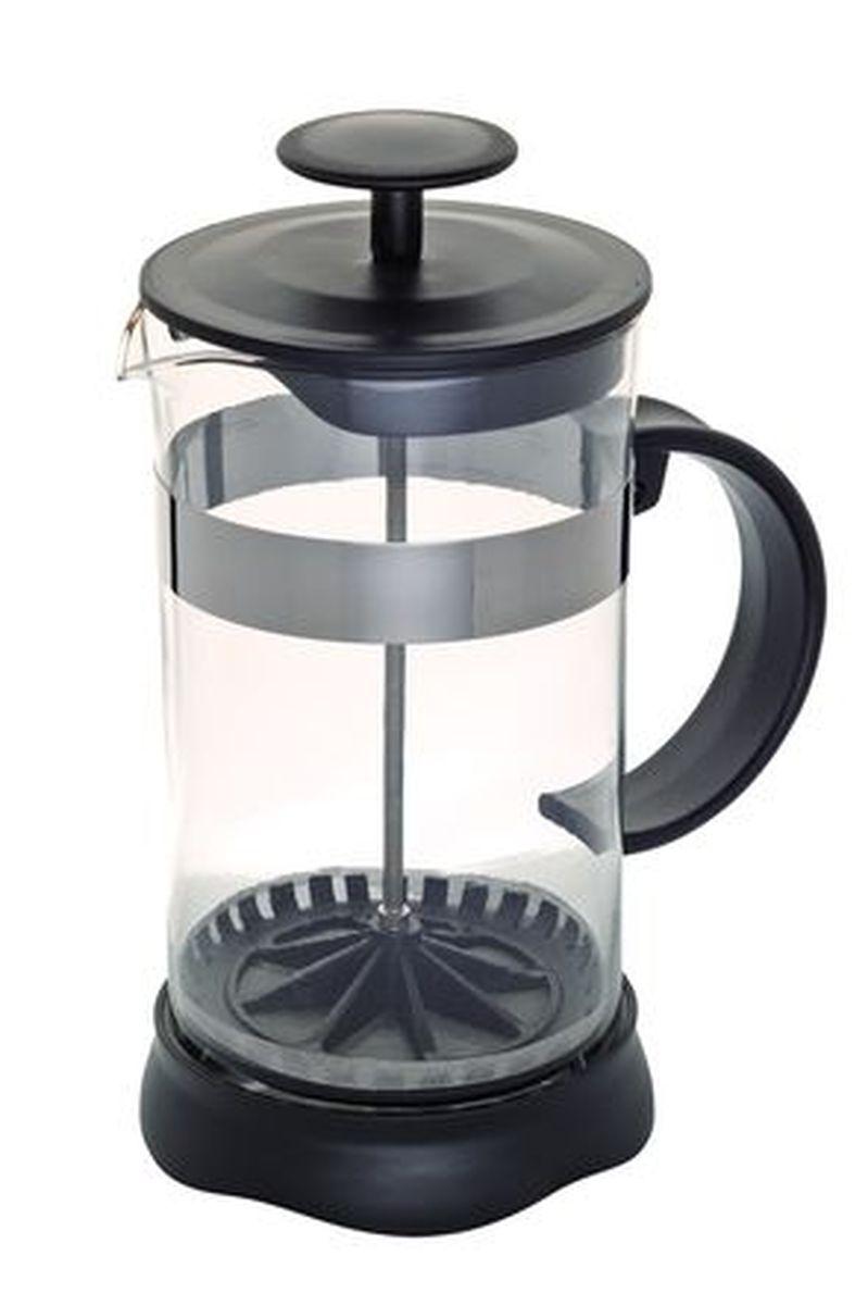 Чайник Axon Press-Filter, 1 лCM000001328Встроенный в крышку пресс-фильтр. Емкость из жаропрочного стекла. Надежное устройство фильтра обеспечивает идеальную фильтрацию ароматного напитка.