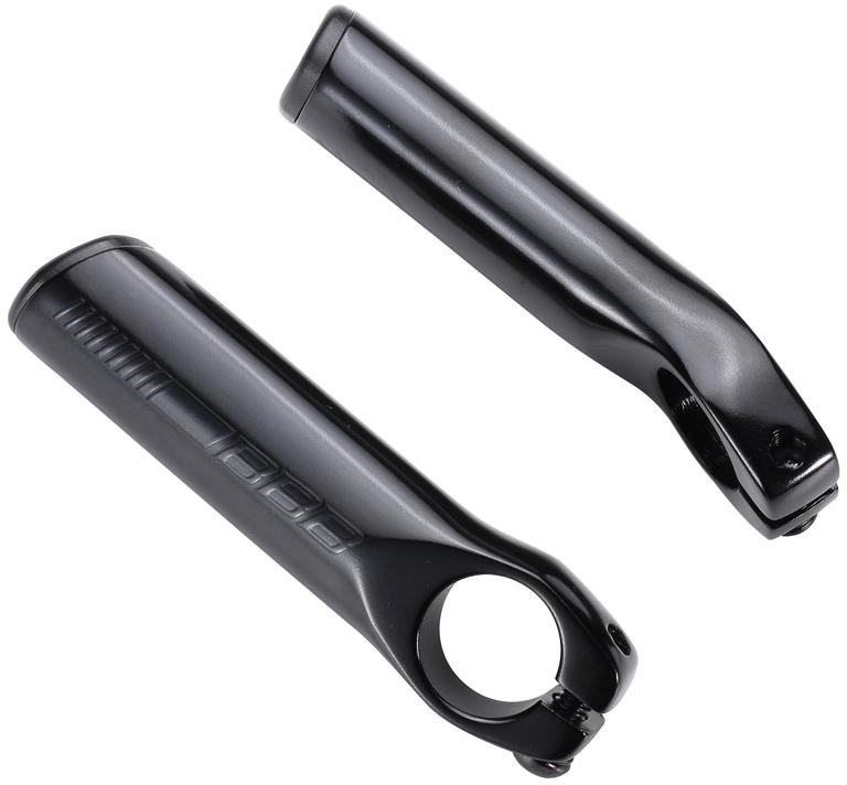 Рога на руль BBB LightStraight, цвет: черный, 9,5 см, 2 шт3038Рога на руль BBB LightStraight выполнены из легкого алюминия. Обладают превосходной легкостью, жесткостью и прочностью. Анатомический дизайн повторяет форму рук для непревзойденного комфорта.Длина: 95 мм.Вес:104 г.