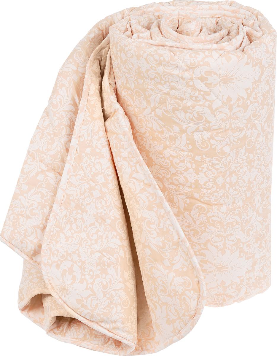 """Одеяло Classic by Togas """"Эвкалипт-Натурэль"""", наполнитель: эвкалиптовое волокно, цвет: бежевый, 175 х 200 см 20.04.15.0087"""