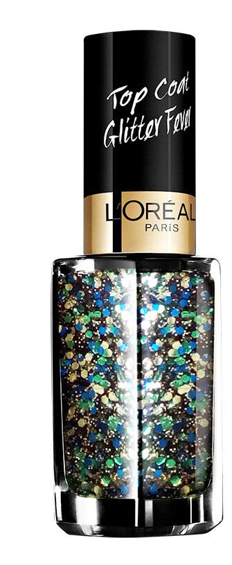 LOreal Paris Верхнее покрытие для ногтей Top Coat, оттенок 950, Самба, 5 млA8801500Верхнее покрытие Color Riche – самый последний тренд в области маникюра. С помощью уникальной коллекции эффектов теперь возможно придать ногтям совершенно новый, роскошный вид.