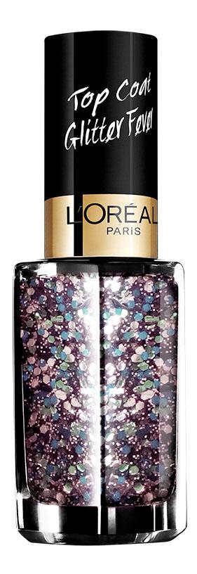 LOreal Paris Верхнее покрытие для ногтей Top Coat, оттенок 951, Балет, 5 млA8801600Верхнее покрытие Color Riche – самый последний тренд в области маникюра. С помощью уникальной коллекции эффектов теперь возможно придать ногтям совершенно новый, роскошный вид.