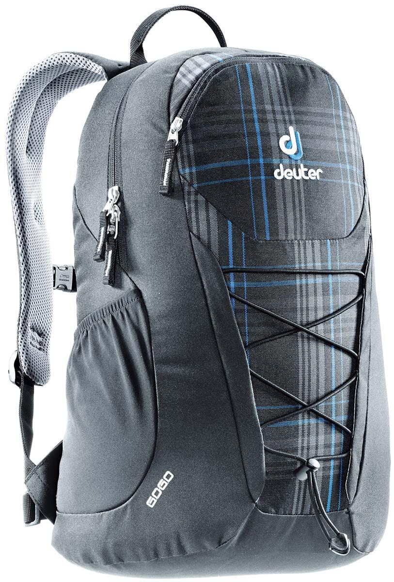 Рюкзак Deuter Go Go, цвет: голубой, 25л рюкзак deuter go go 25l 2017 blackberry dresscode