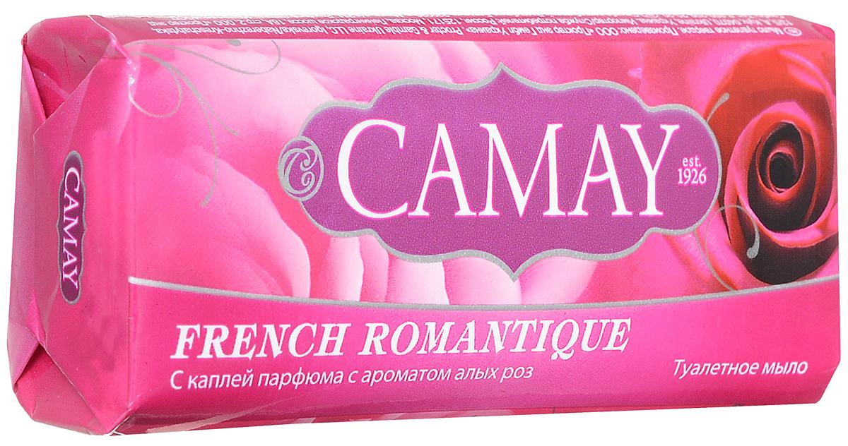 Camay Твердое мыло Романтик 90 грMP59.4DТуалетное мыло Camay Романтик окутает кожу мягкостью лепестков красной розы и пленительным ароматом любви.