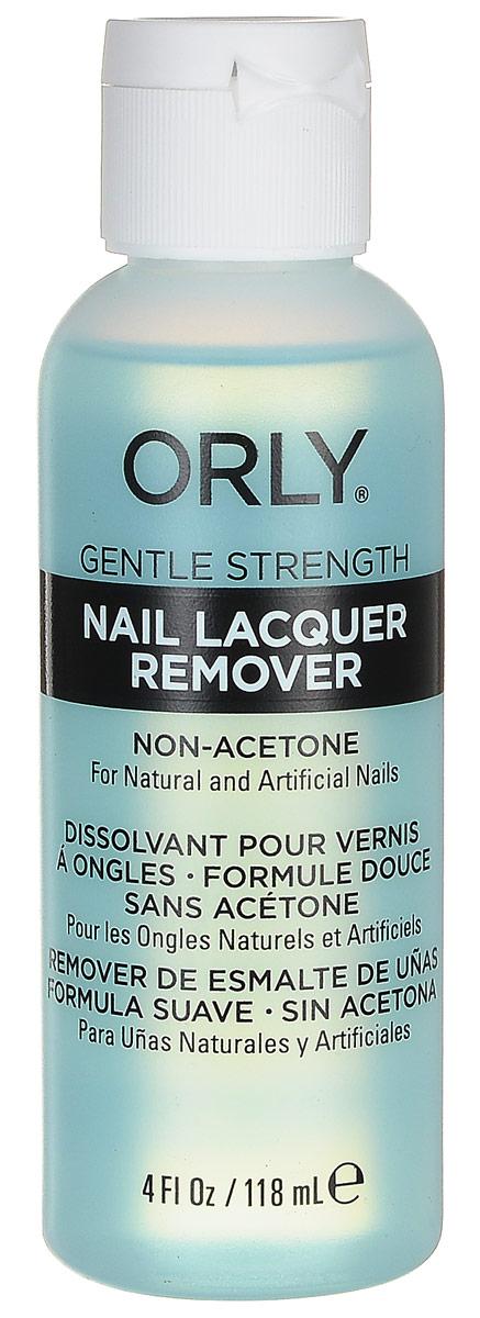 Orly Жидкость для снятия лака Nail Lacquer Remover, 118 мл23207