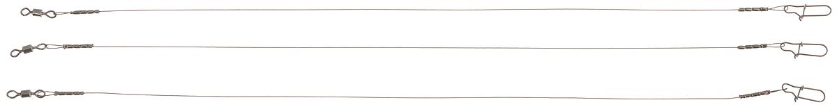 Поводок Win AFW, тест 8 кг, 20 см, 3 шт56963Поводки Win AFW выполнены из высококачественного материала Surfstrand Micro Supreme 7x7 AFW. Данный материал имеет маскирующее покрытие САМО, подходящее для большинства водоемов. Поводки очень мягкие и устойчивые к деформациям, не подвержены коррозии, деформациям. Особенности поводков: Многократно испытаны на прочность. Высококачественная фурнитура подобрана с достаточным запасом прочности. Контроль качества на всех этапах производства. Длина поводков: 20 см. Тест: 8 кг. Диаметр: 0,28 мм.