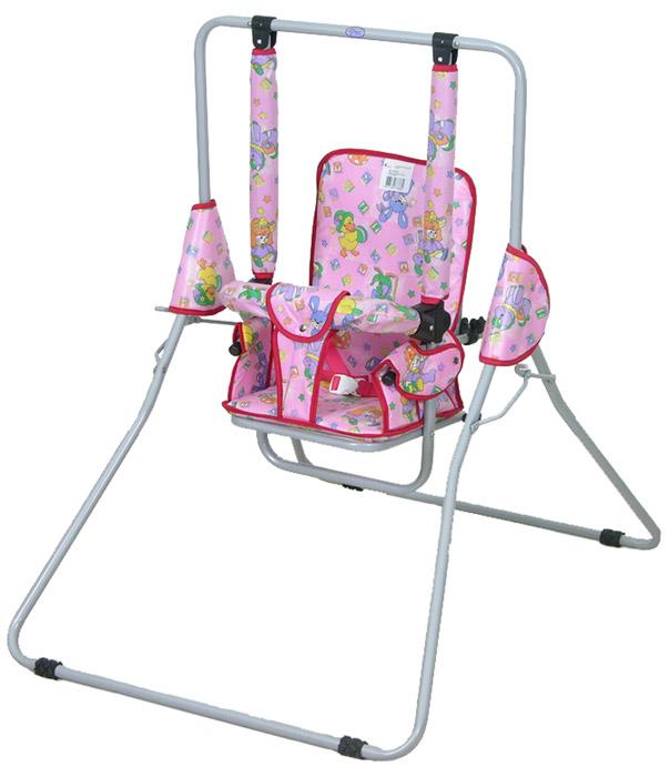Фея Качели детские Малыш цвет розовый 5423