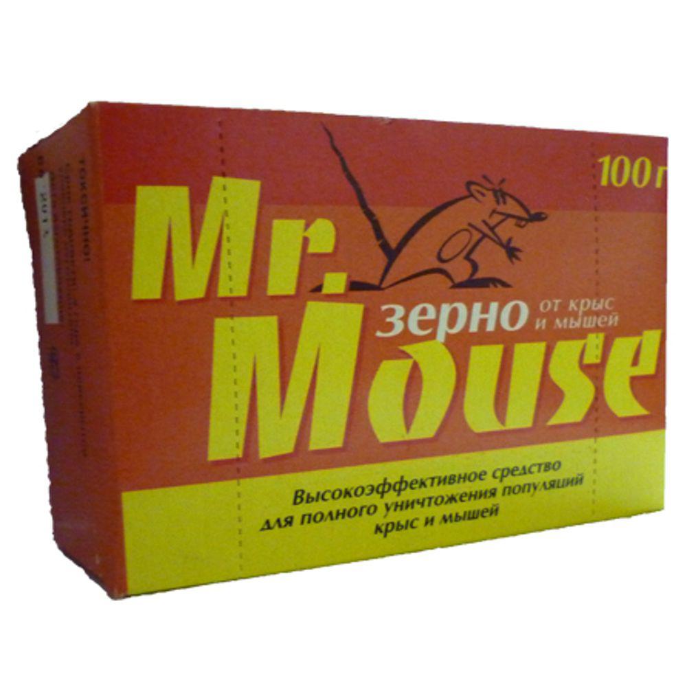Зерновая приманка Mr.Mouse, 100 г. СЗ.040006СЗ.040006Родентицидное средство Mr.Mouse в виде готовой к применению зерновой приманки красного цвета. Способы применения Поместить средство в специально предназначенные емкости для раскладки отравленных приманок внутри помещений: контейнер, лоток, ящик или подложка из плотной бумаги и полиэтилена. Норма расхода: по 10-20г от мышей и по 30-50г от серых и черных крыс. Снаружи помещений используют контейнеры, лотки, ящики, кусочки труб, прикрывая приманку от птиц. Для водяных крыс приманку размещают в погребах, в подвалах, в буртах с овощами. Размещение в специальных емкостях повышает поедаемость средства, препятствуя его растаскиванию грызунами. Размещают емкости в предварительно выявленных местах обитания грызунов: по близости от их нор, на путях перемещения, вдоль стен и перегородок.Расстояние между точками раскладки 2-10м в зависимости от захламленности помещений и численности грызунов.Осмотр проводят через 1-2 дня, а затем с интервалом в одну неделю, восполняя по мере поедания....