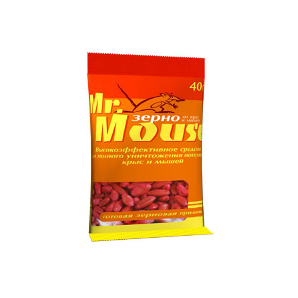 Зерновая приманка Mr.Mouse, 40 г. СЗ.040007СЗ.040007Родентицидное средство Mr.Mouse в виде готовой к применению зерновой приманки красного цвета. Способы применения Поместить средство в лотки, на подложки по 10-20г от мышей и по 30-50г от серых и черных крыс. Размещение в специальных емкостях повышает поедаемость средства, препятствуя его растаскиванию грызунами.Размещают емкости в предварительно выявленных местах обитания грызунов: по близости от их нор, на путях перемещения, вдоль стен и перегородок.Расстояние между точками раскладки 2-10м в зависимости от захламленности помещений и численности грызунов. Для водяных крыс приманку размещают около входа нор по 15-30г для кротов - в свежей кротовине делают вертикальный вырез между двумя выбросами земли, куда закладывают по 15-20г приманки, которую закрывают дощечкой и присыпают землей. Осмотр проводят через 1-2 дня, а затем с интервалом в одну неделю, восполняя по мере поедания. Загрязненную приманку следует заменить на новую. Нетронутые брикеты можно перенести в другое место....