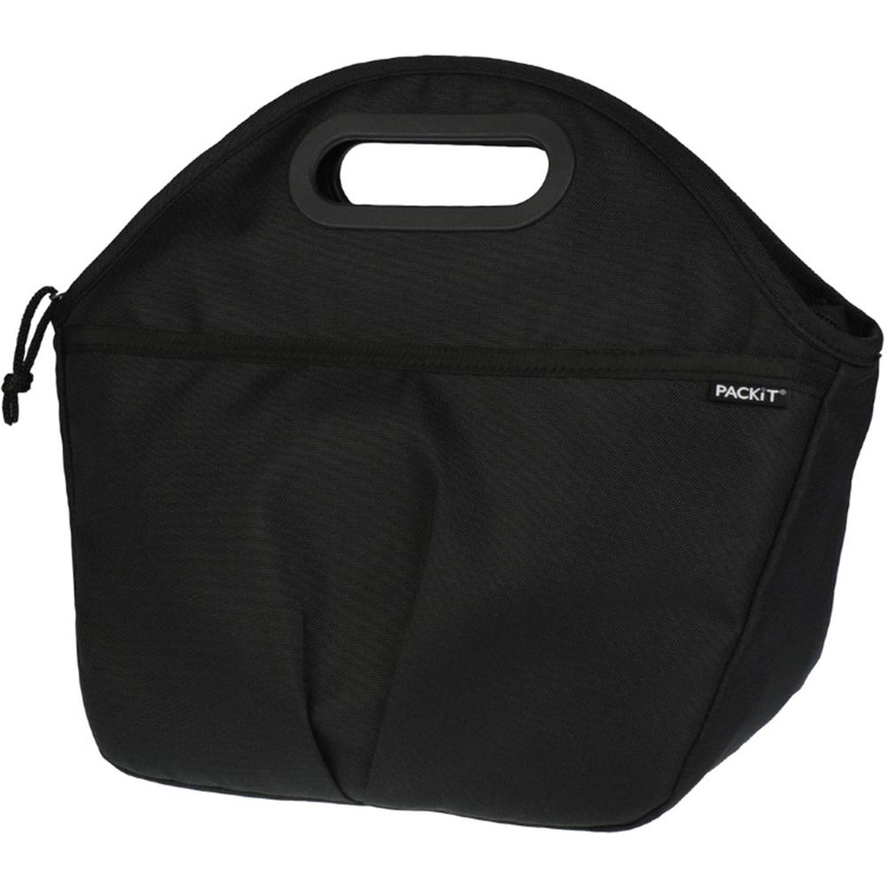 Сумка-холодильник Packit дорожная, цвет: черный, 5 лPackit0015Охлаждение содержимых в сумке продуктов в течение 10-ти часов. Наличие плечевого ремня, обеспечивающего максимальное удобство транспортировки сумки.