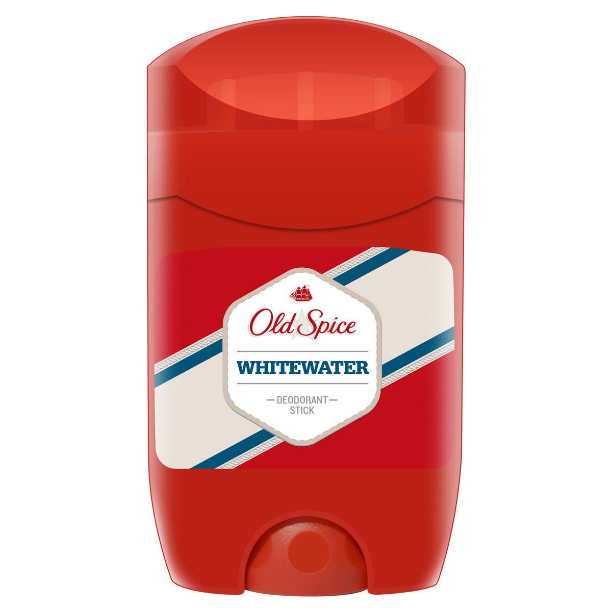 OLD SPICE Твердый дезодорант WhiteWater 50 млБ33041_шампунь-барбарис и липа, скраб -черная смородинаМногие считают, что вода - самый мощный элемент на земле. Считают-то, конечно, многие, но все они неправы, так как вода, во-первых, не элемент, а во-вторых, Уран – 235 куда как мощнее. Тем не менее, если верить ученым, Old Spice Whitewater обладает самым свежим запахом, и в этом они абсолютно правы. Ну, по крайней мере те, кто следит за собой. Дезодорант Old Spice поможет тебе избавиться от неприятного запаха. Попробуй Old Spice уже сегодня и докажи, что его аромат — тот самый секретный компонент эликсира мужественности.