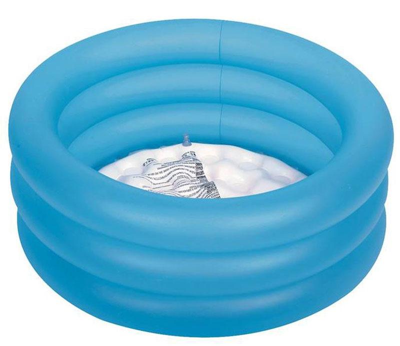 Бассейн надувной Jilong Colorful 3-Ring Pool, цвет: голубой, 64 х 22 см, 1-3 года3001Бассейн надувной Jilong Colorful 3-Ring Pool - для использования на даче и природе.Характеристики: - 3 кольца- Надувное дно- Легко складывается- Компактно упаковывается в сложенном состоянии не занимает много места- Самоклеящаяся заплатка в комплектеКомпания Jilong - это широкий выбор продукции высокого качества и отличный выбор для отдыха на природе.