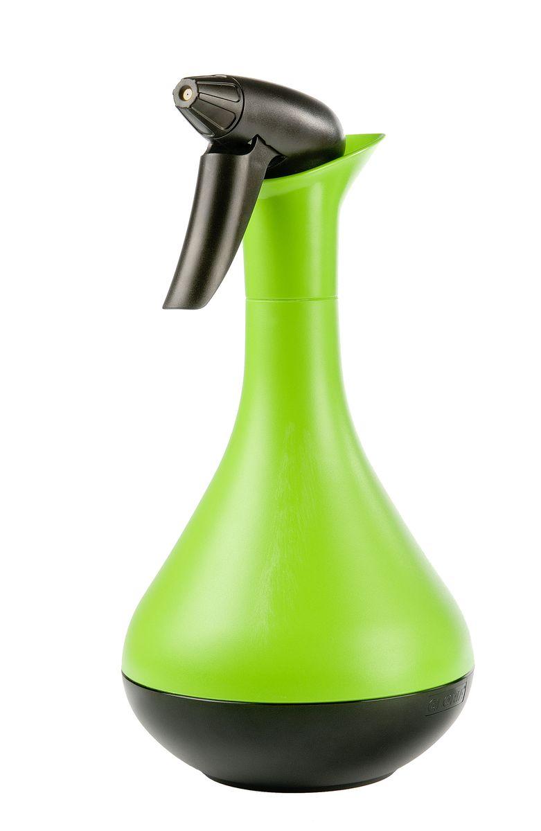 Дизайнерский опрыскиватель Gloria Зеленое яблоко, 0,8 л000803.0000(зеленое яблоко)Этот стильный опрыскиватель можно использовать для распрыскивания и полива. Он заключает в себе высокий уровень комфорта при использовании и элегантный, классический дизайн. Распылитель Gloria это ценный ресурс и эстетическая деталь интерьера в домашнем хозяйстве. Даже если его перевернуть кверху дном, то он все равно выполнит свой долг. Благодаря комплексному проектированию, легким движением руки можно удалить насос превратив распылитель в кувшин для полива цветов и растений.