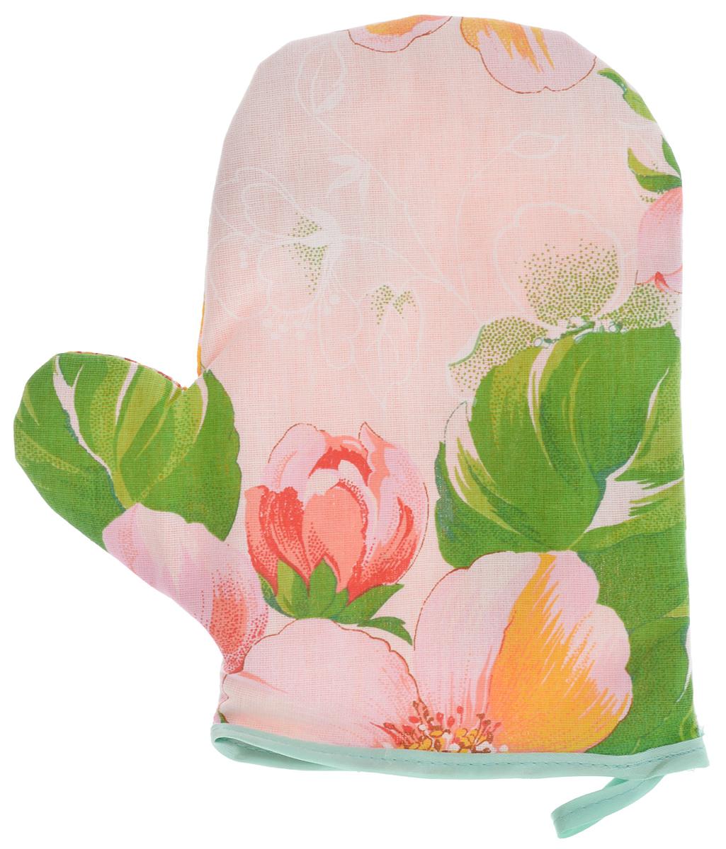 Прихватка-рукавица Roko, 16 х 28 см115347Прихватка-рукавица Roko, изготовленная из бязи (100% хлопка), оформлена красочным принтом. Изделие оснащено текстильной петелькой для подвешивания на крючок. Такая прихватка защитит ваши руки от высоких температур и предотвратит появление ожогов. Уважаемые клиенты! Товар поставляется в цветовом ассортименте. Поставка осуществляется в зависимости от наличия на складе. Размер изделия (ДхШ): 16 х 28 см.