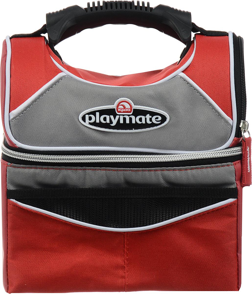 Сумка-термос Igloo Playmate Gripper 9 (красный)00159203Сумка-термос Igloo Playmate Gripper 9 (красный) Длина: 22,86см Ширина : 15,87см Высота: 26,67см