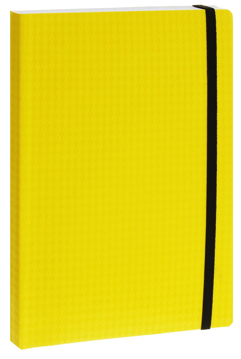 Erich Krause Тетрадь Study Up 120 листов в клетку цвет желтый формат B572523WDТетрадь Erich Krause Study Up подойдет как школьнику, так и студенту.Внутренний блок состоит из 120 склеенных листов формата B5. Стандартная линовка в серую клетку без полей. Гибкая плотная обложка с закругленными уголками надежно защитит от влаги и поможет сохранить аккуратный внешний вид тетради. Фиксирующая резинка обеспечит сохранность тетрадки. Тетрадь Erich Krause Study Up займет достойное место среди ваших канцелярских принадлежностей.