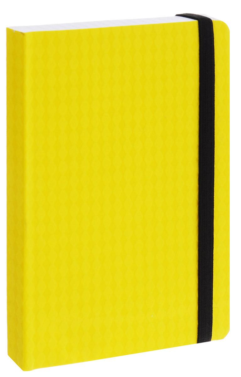 Erich Krause Тетрадь Study Up 120 листов в клетку цвет желтый формат A639483Тетрадь Erich Krause Study Up подойдет как школьнику, так и студенту. Внутренний блок состоит из 120 склеенных листов формата A6. Стандартная линовка в серую клетку без полей. Гибкая плотная обложка с закругленными уголками надежно защитит от влаги и поможет сохранить аккуратный внешний вид тетради. Фиксирующая резинка обеспечит сохранность тетрадки. Тетрадь Erich Krause Study Up займет достойное место среди ваших канцелярских принадлежностей.