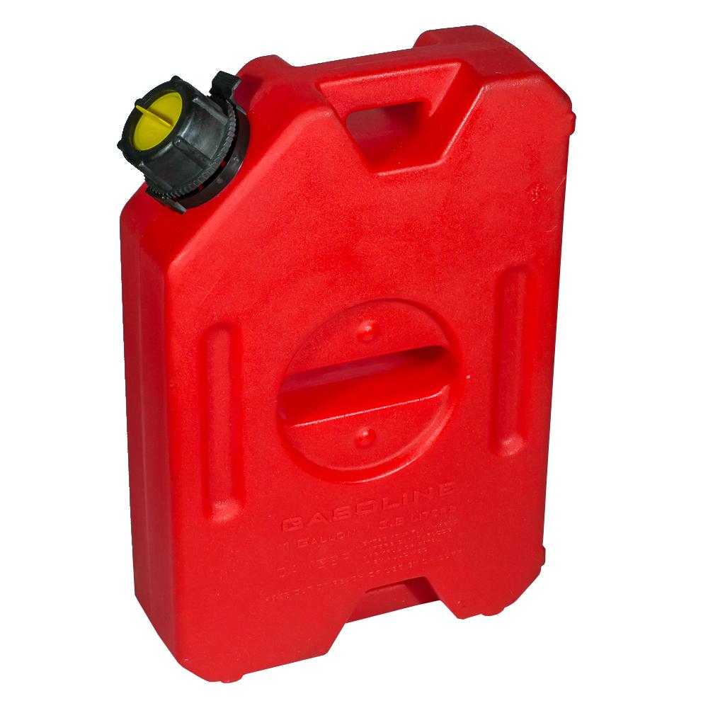 Канистра экспедиционная GKA, цвет: красный, 4 л531-401Канистра экспедиционная плоская 4 литров GKA. Изготавливаются из высокопрочных полимеров. Предназначена для любого вида топлива и воды.Укомплектованы гибким носиком для розлива жидкостей. Уплотнитель и антивибрационная система крышки не позволяет жидкости расплескиваться.