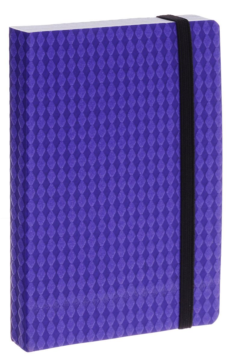 Erich Krause Тетрадь Study Up 120 листов в клетку цвет фиолетовый формат A6SMA510-V8-ETТетрадь Erich Krause Study Up подойдет как школьнику, так и студенту.Внутренний блок состоит из 120 склеенных листов формата A6. Стандартная линовка в серую клетку без полей. Гибкая плотная обложка с закругленными уголками надежно защитит от влаги и поможет сохранить аккуратный внешний вид тетради. Фиксирующая резинка обеспечит сохранность тетрадки. Тетрадь Erich Krause Study Up займет достойное место среди ваших канцелярских принадлежностей.