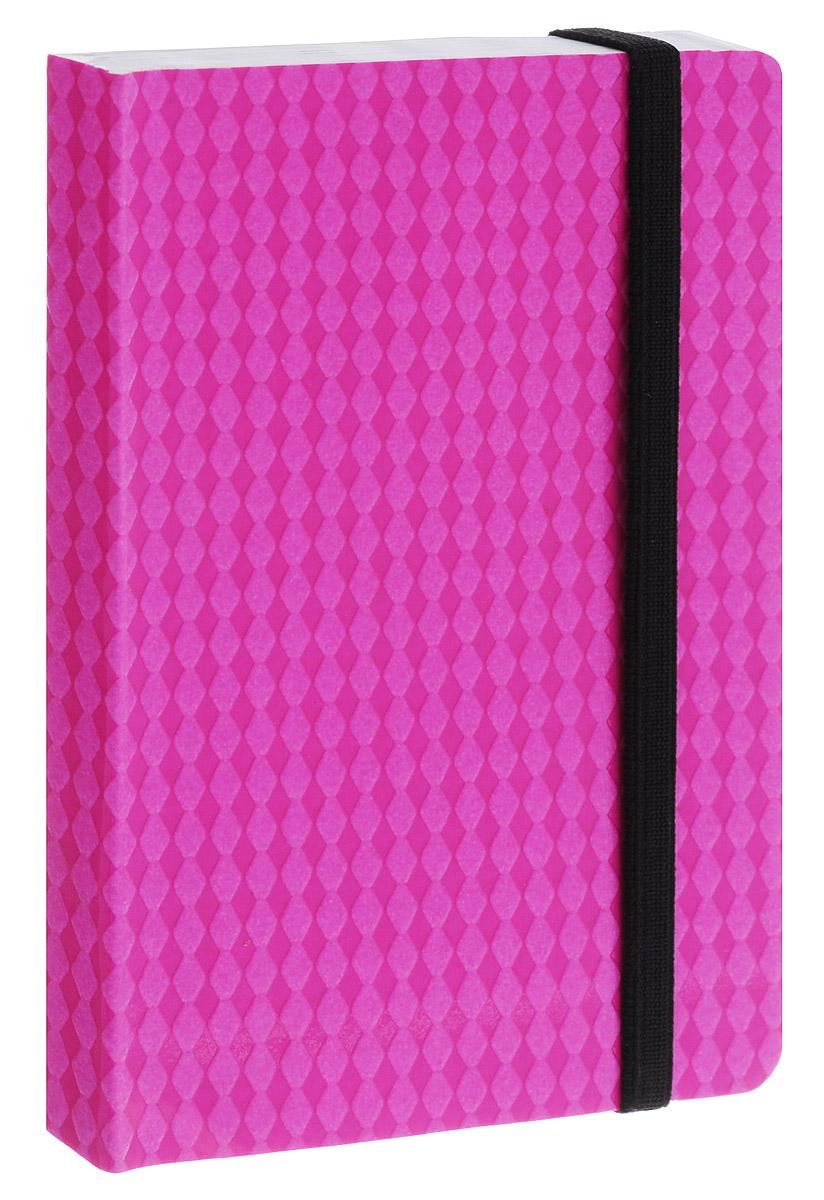 Erich Krause Тетрадь Study Up 120 листов в клетку цвет розовый формат A672523WDТетрадь Erich Krause Study Up подойдет как школьнику, так и студенту.Внутренний блок состоит из 120 склеенных листов формата A6. Стандартная линовка в серую клетку без полей. Гибкая плотная обложка с закругленными уголками надежно защитит от влаги и поможет сохранить аккуратный внешний вид тетради. Фиксирующая резинка обеспечит сохранность тетрадки. Тетрадь Erich Krause Study Up займет достойное место среди ваших канцелярских принадлежностей.