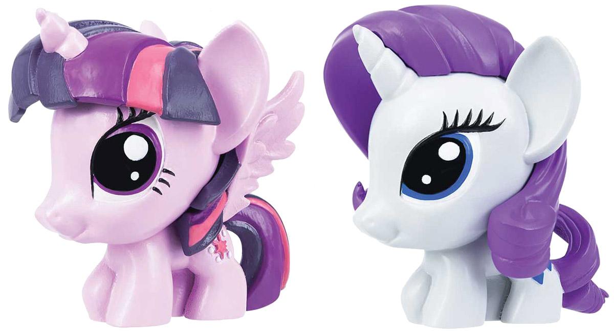 My Little Pony Игрушки-мялки Сумеречная искорка и Рарити цвет сиреневый голубой 51621-0000012-01_сиреневый,голубой