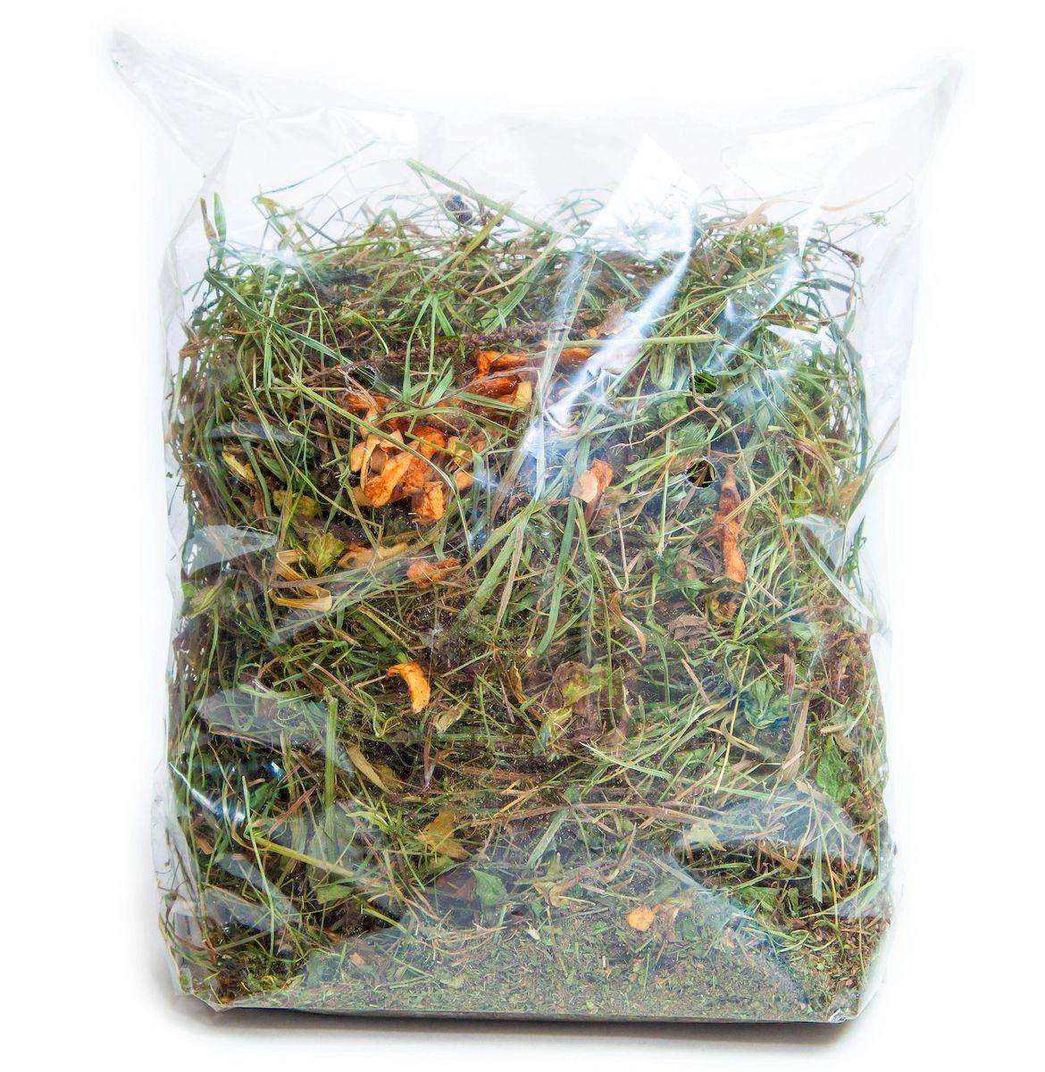 Сено луговое для грызунов Престиж Премиум класс ЛЮКС с овощами и фруктами4627092860525Сено Луговое ЛЮКС Премиум Класса - Сено луговое из разнотравья, обогащенное цветами, фруктами и овощами. Высушено по специальной технологии, без прямых солнечных лучей, что позволяет сохранить натуральный зеленый цвет травы, витамины и микроэлементы, которые так необходимы для правильного развития и здоровья домашних грызунов (шиншилл, кроликов, морских свинок, хомяков).В качестве лакомства мы добавляем сушеные фрукты и овощи. Рекомендации В клетке всегда должна быть вода. Норму потребления грызуны регулируют самостоятельно.