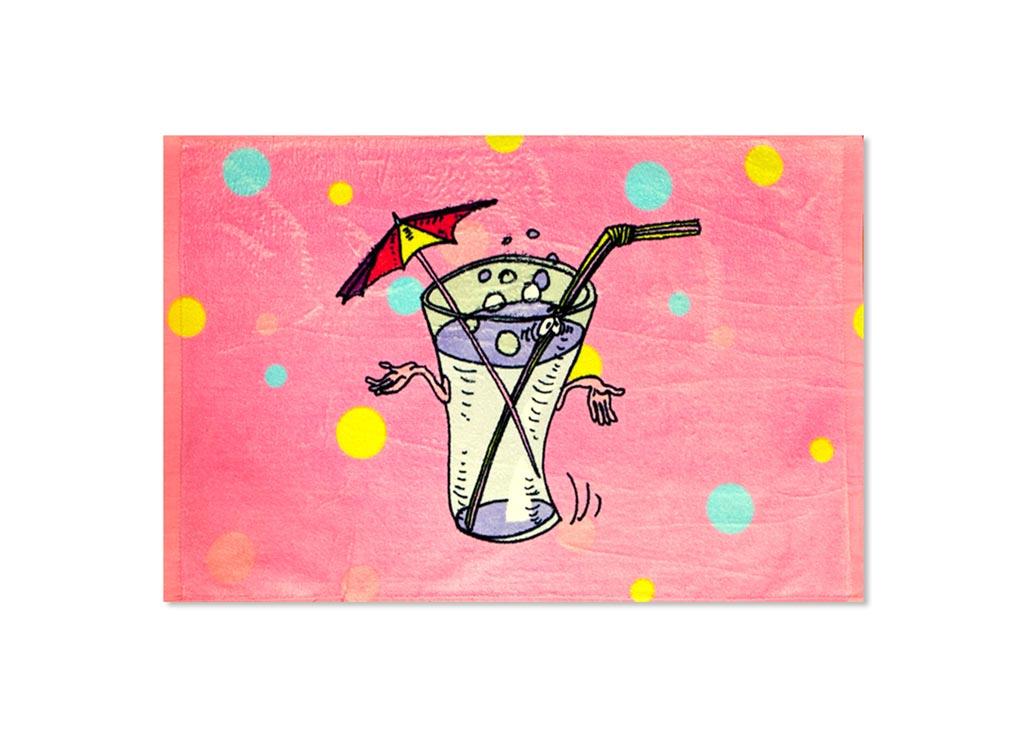 Полотенце кухонное Soavita Лимонад, 40 х 60 см87538Кухонное полотенце Soavita Лимонад, выполненное из 100% хлопка, оформлено оригинальным рисунком. Изделие предназначено для использования на кухне и в столовой. Такое полотенце станет отличным вариантом для практичной и современной хозяйки. Рекомендуется стирка при температуре 40°C.