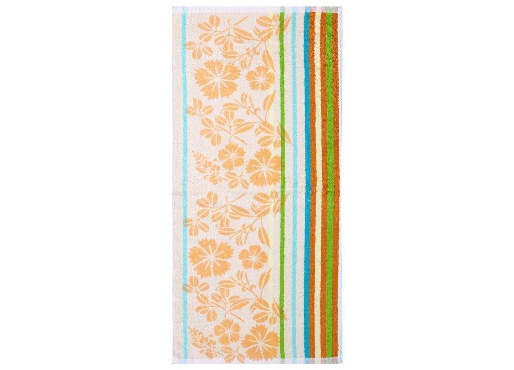 Полотенце Soavita Василек, цвет: оранжевый, 60 х 120 смKOC_SOL249_G4Банное полотенце Soavita Василек выполнено из 100% натурального, экологически чистого хлопка. Полотенце очень практично и неприхотливо в уходе. Оно отлично впитывает влагу, быстро сохнет, сохраняет яркость цвета и не теряет форму после многократных стирок. Такое полотенце Soavita Василек идеально дополнит интерьер вашей ванной комнаты или кухни и создаст атмосферу уюта и комфорта.