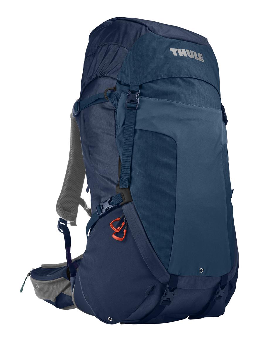 Рюкзак мужской Thule Capstone, цвет: темно-синий, 50л206601Мужской рюкзак для пеших путешествий Thule Capstone 50 лМужской рюкзак для пеших путешествий Thule Capstone 50 л Thule Capstone 50 л идеально подходит для однодневных путешествий или коротких походов. Рюкзак снабжен системой крепления MicroAdjust, которая обеспечивает максимальную регулировку для идеальной посадки, натягиваемой сеточной задней панелью для максимальной воздухопроницаемости и вшитой накидкой от дождя.